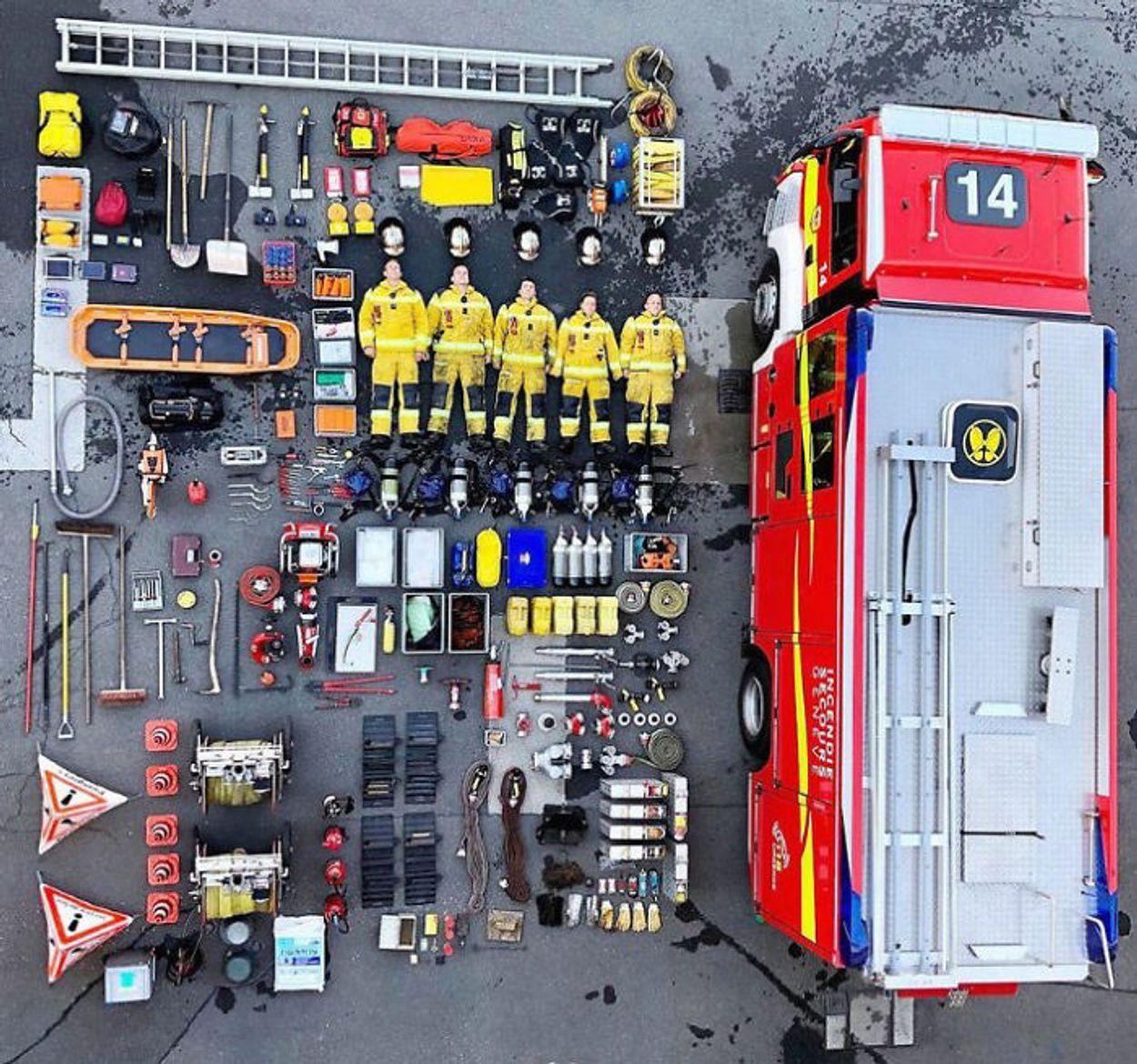 Geneva Fire And Rescue Service (Sis) Switzerland