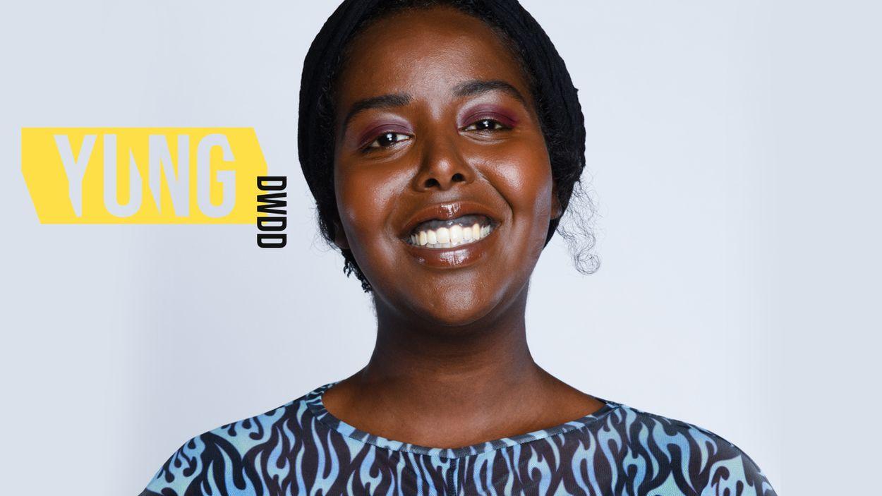 Fatima Warsame YUNG DWDD