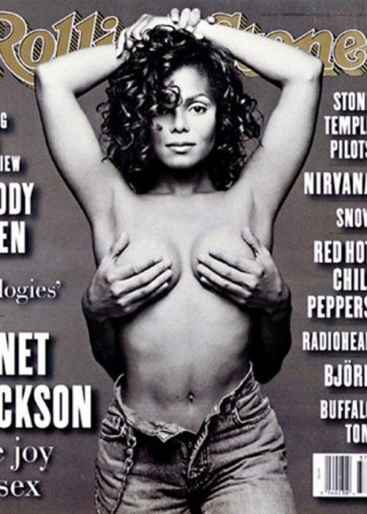 3. Janet Jackson