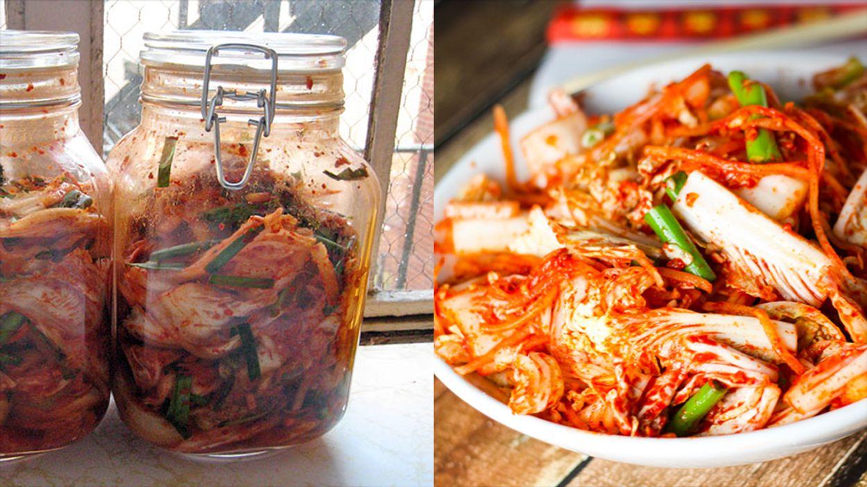 Kimchi_Fermenteren