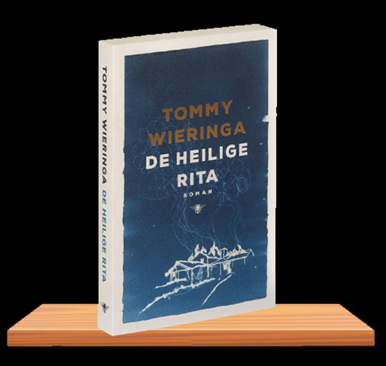 Tommy Wieringa – De Heilige Rita