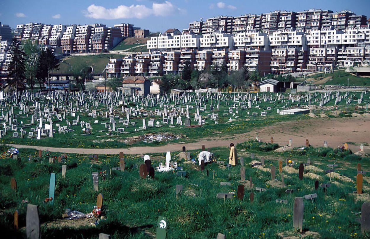 olympisch verval begraafplaats sarajevo