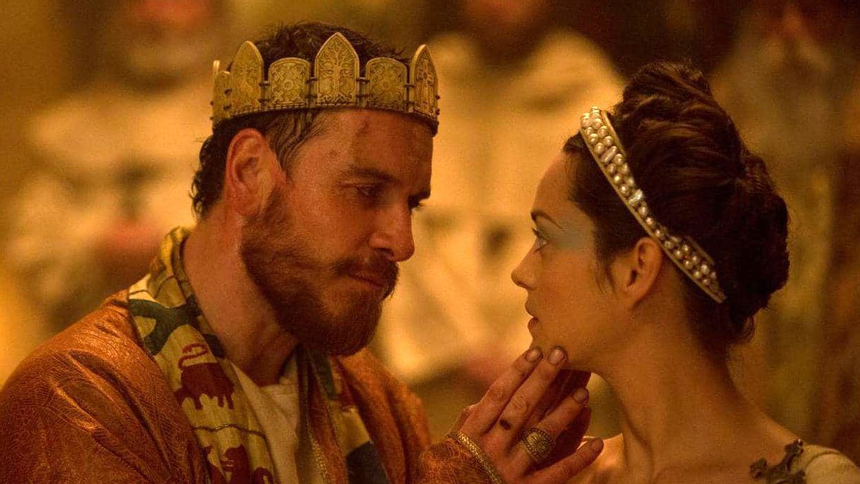 33. Macbeth