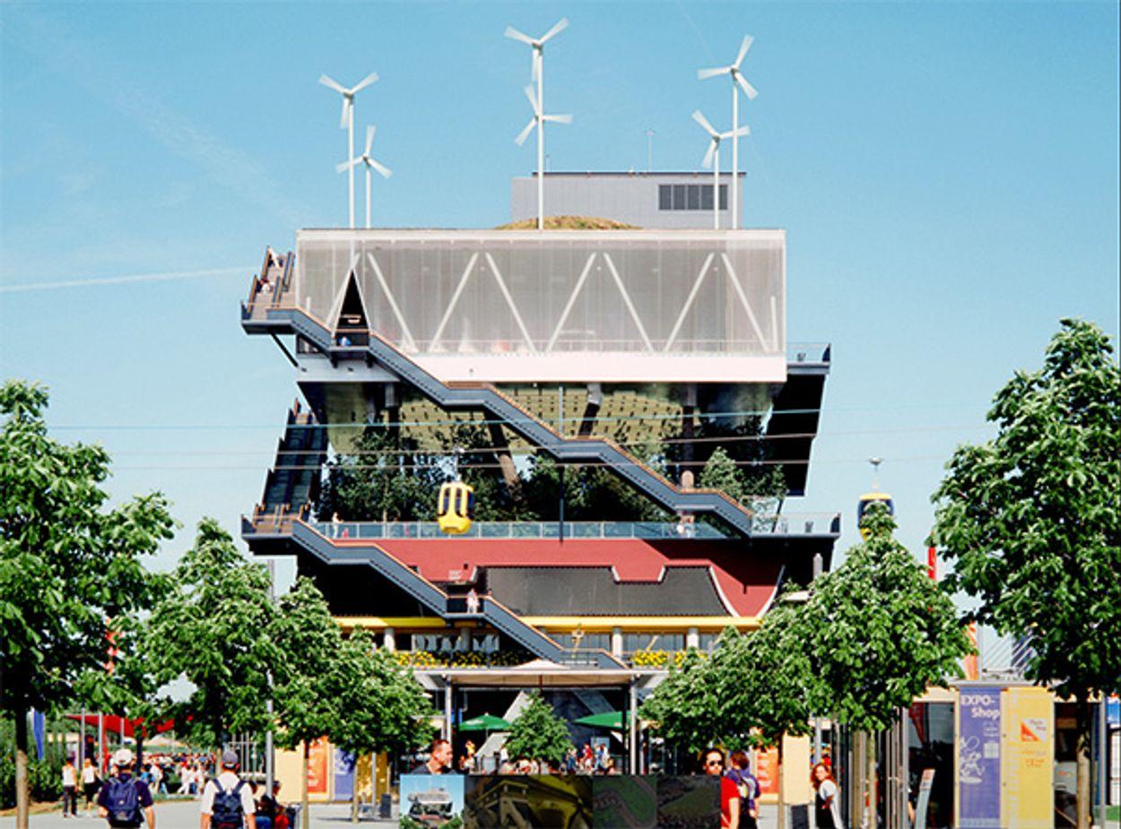 Expo 2000 vooraanzicht
