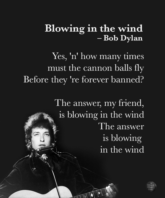 3. Bob Dylan