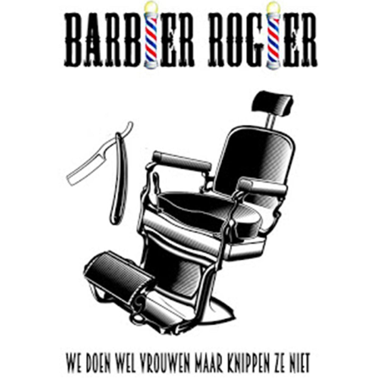 We doen wel vrouwen maar knippen ze niet - Barbier Rogier