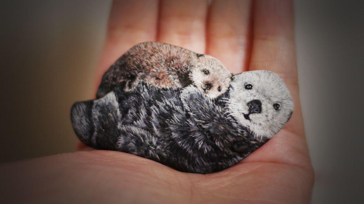 Afbeelding van Web Draait Door: dieren van steen