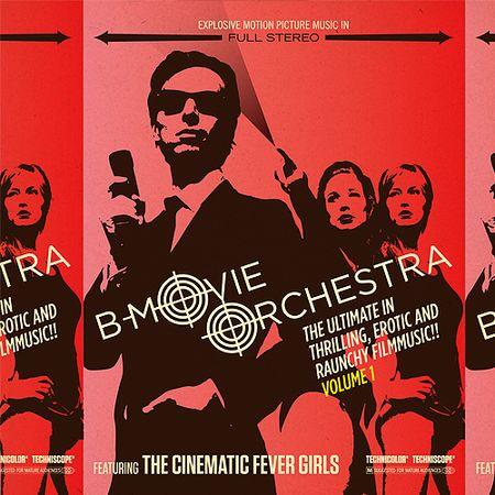 Afbeelding van B-Movie Orchestra