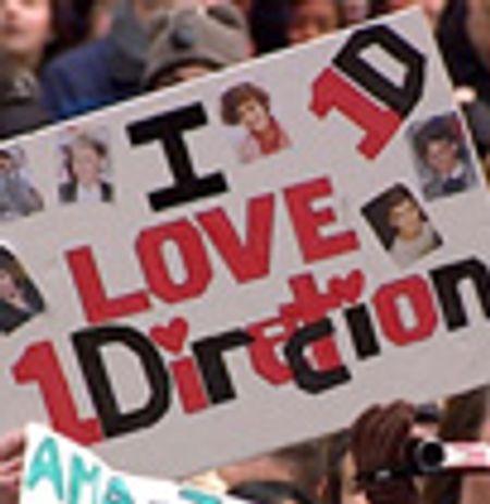 Afbeelding van One Direction fans