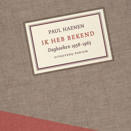 Afbeelding van Boek: Ik heb bekend - Paul Haenen