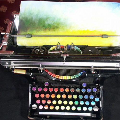 Afbeelding van Web Draait Door: kleurentypemachine