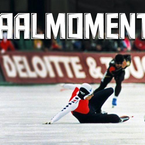 Afbeelding van 5 legendarische baalmomenten in het schaatsen