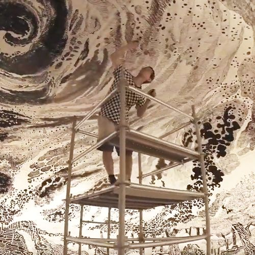 Afbeelding van Web Draait Door: viltstiftwereld